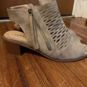 Torrid Block Heel Sandal 10W